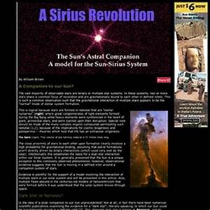 Sun and Sirius Binary System (page 2) - Pics about space