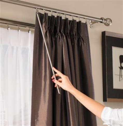 how to hang curtains on traverse rod eyelet curtain curtain ideas