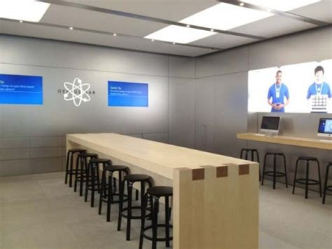 apple hopes to increase genius bar capacity with new table