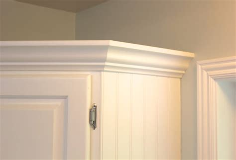 adding molding to cabinets add crown molding to existing kitchen cabinets how to