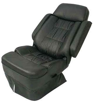 rv furniture seats custom motorhome leather seat anza b