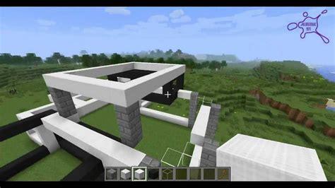 comment construire une maison moderne sur minecraft l impression 3d