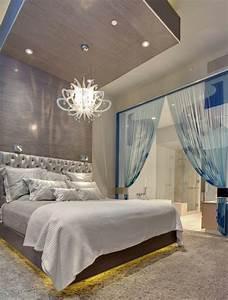 Moderne Lampen Schlafzimmer : originelle schlafzimmerlampen 25 coole bilder ~ Whattoseeinmadrid.com Haus und Dekorationen