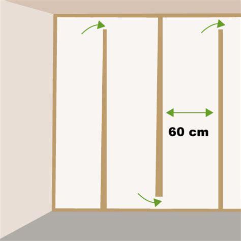 poser des plaques de pl 226 tre avec isolant sur tasseaux isolation