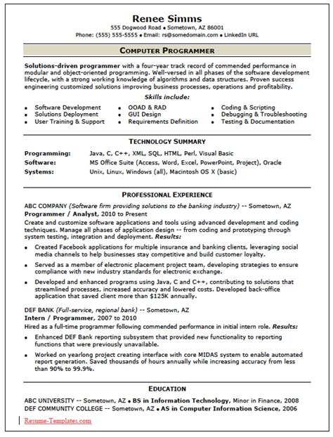 Free Skilled Computer Programmer Resume Template  Sample. Accomplishments Resume Examples. Sample Theatre Resume. Sample Resume With Salary History. Resume For Work Experience Sample. Resume Graphic Designer Sample. Create Resumes. Production Resume Template. Examples Of Cover Letter For Resumes