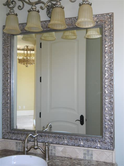 Framed Mirrors For Bathrooms  Decofurnish. Sidelight Shutters. Coral Color Home Decor. Farmhouse Bathroom Sink Vanity. Grey Couch Living Room. Icon Homes. Kitchen Sink At Lowes. 8 Foot Front Door. Back Porch Ideas