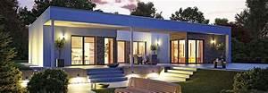 Haus Bungalow Modern : zukunftssicheres haus wohnen auf einer ebene der moderne bungalow effizienzhaus 55 ~ Markanthonyermac.com Haus und Dekorationen