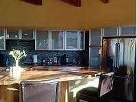 glass kitchen cabinets Glass Kitchen Cabinet Doors Gallery – Aluminum Glass ...