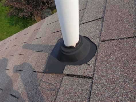 Rubber Boot Roof Jack by Easy Fix For Split Boots On Plumbing Vent Flashings