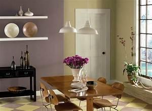 Wandfarbe Für Esszimmer : wandfarben kombinationen die ihre aufmerksamkeit anziehen ~ Markanthonyermac.com Haus und Dekorationen