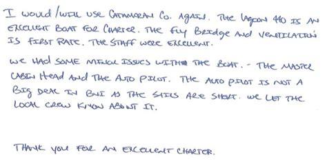 The Catamaran Company Reviews by The Catamaran Company Village Cay Tortola References