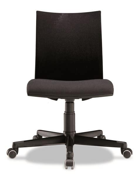 chaise bureau sans accoudoir