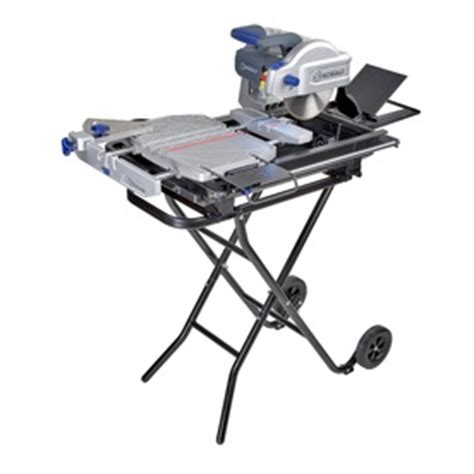kobalt 8 in slide tile saw with stand products i am