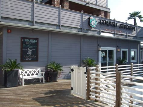 Coastal Kitchen And Raw Bar, Saint Simons Island Menu