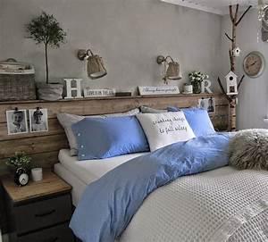 Regal über Bett : 50 schlafzimmer ideen f r bett kopfteil selber machen freshouse ~ Markanthonyermac.com Haus und Dekorationen