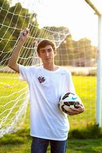 Love this idea! Male High School Soccer Player ...