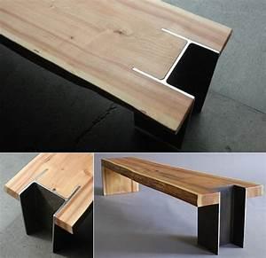 Möbel Aus Metall : moderne design moebel holz ~ Markanthonyermac.com Haus und Dekorationen