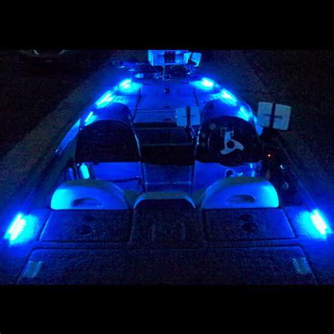 Installing Led Strip Lights On Boat by Boat Led Deck Lights Rockwood Led Bass Boat Lighting Systems