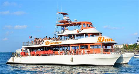 Catamaran Spanish Dancer by Cancun Dancer Cruise Full Day Tour