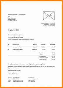 Hauskauf Checkliste Kostenlos : 13 angebot schreiben muster quest ccc ~ Markanthonyermac.com Haus und Dekorationen