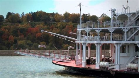 Mississippi Queen Riverboat Cruises by Mississipi Riverboat Cruise American Queen Youtube