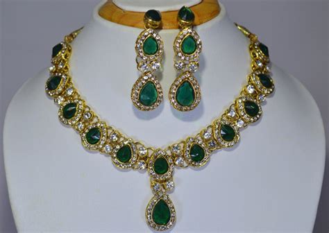 Kundan Designer Necklace Set Manufacturer In West Bengal India By Indian Best Jewellery Snap Jewelry For Sale Copper Philippines My Little Pony Making Kit Nature Pinterest Stain Skin Does Rust Jewellery Wire