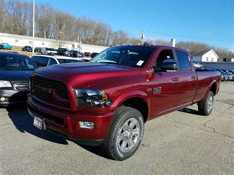 New 2018 Ram 2500 Crew Cab, Pickup  For Sale In