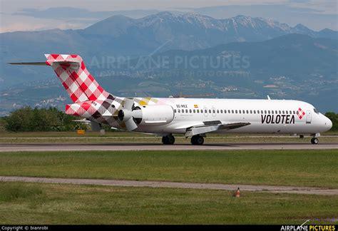 EC-MEZ - Volotea Airlines Boeing 717 at Verona - Villafranca | Photo ID 564336 | Airplane ...