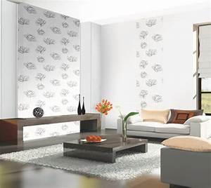 Moderne Tapeten Wohnzimmer : wohnzimmer gestalten mit tapeten ~ Markanthonyermac.com Haus und Dekorationen