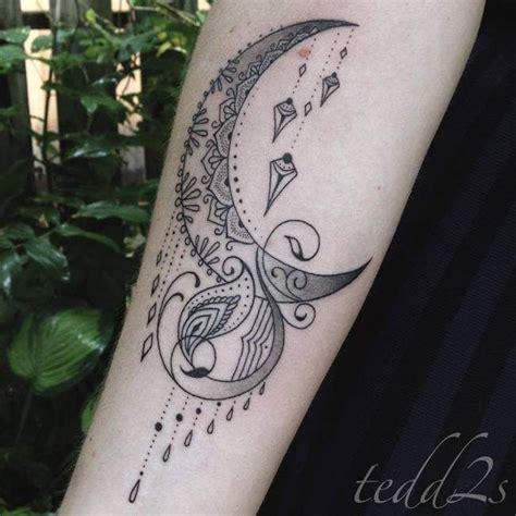 Tatouage Lotus Mandala Epaule Tattooart Hd