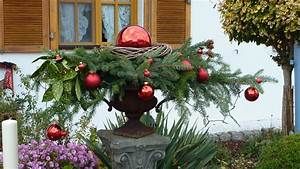 Foto Wohnen Und Garten : weihnachtsdeko f r den garten weihnachtsdeko garten wohnen und garten foto nowaday garden ~ Markanthonyermac.com Haus und Dekorationen
