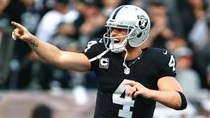 Derek Carr returns to better version of Raiders thanks to ...