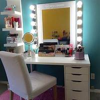 makeup vanity ideas 19 Best Makeup Vanity Ideas and Designs for 2018
