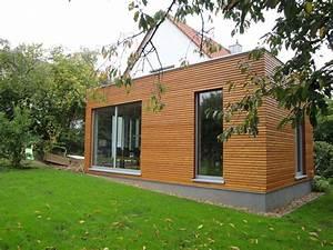 Anbau Holz Kosten : anbau gie en architekturb ro anke indra ~ Markanthonyermac.com Haus und Dekorationen