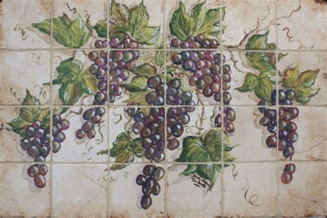 Home Interior Grape Picture : Kitchen Accessories Grapes