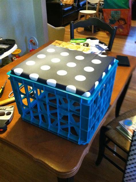 classroom crate seat school