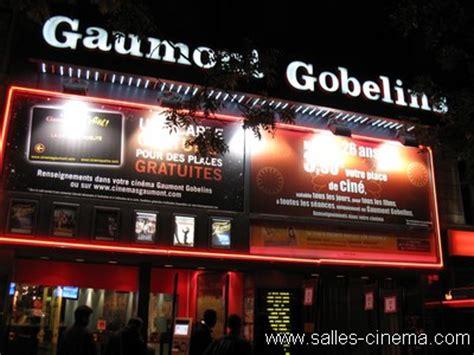 cin 233 ma gaumont gobelins 224 salles cinema