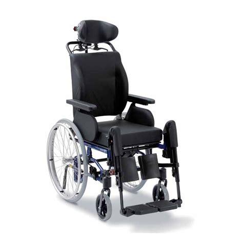 fauteuil roulant de confort netti