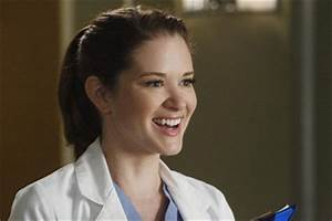 Interview: Grey's Anatomy's Sarah Drew Gets Real on Faith ...
