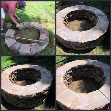 Diy Brick Fire Pit Tutorial  Fire Pit Design Ideas. Convertible Crib With Storage Drawer. Designer Desk Sets. Schoolhouse Desk. Leaning Desk Ikea. Unfinished Wood Table Top. Bathroom Drawer Inserts. Folding Laptop Table. Auto Desk 360