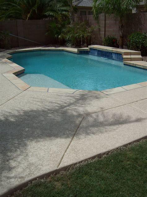 acrylic pool deck resurfacing cost home design ideas