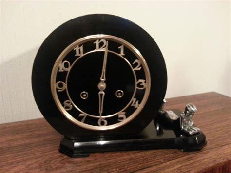 deco mantel clock 270732 sellingantiques co uk