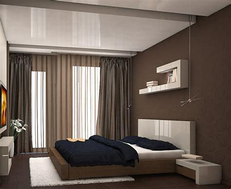 rideaux chambre moderne design de maison