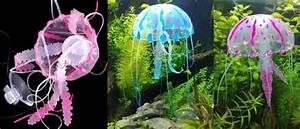 Coole Aquarium Deko : l ssiger aquariumsbewohner oder verr ckter hut deko qualle ab 1 54 ~ Markanthonyermac.com Haus und Dekorationen