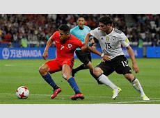 Germany 11 Chile 2017 Confederations Cup match report