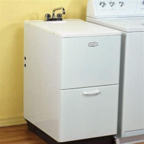 duratub cabinet tub handiflo laundry