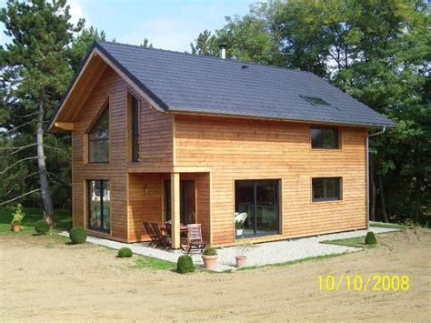 25 best ideas about maison ossature bois on maisons 224 ossature bois maison 224