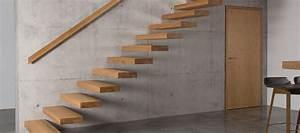Handlauf In Wand : fhs treppen gmbh holztreppen metalltreppen glastreppen uvm ~ Markanthonyermac.com Haus und Dekorationen