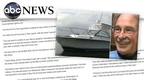 Man Who Found Boston Bomber In Boat by Man Who Found Boston Bomber Gets Boat New England