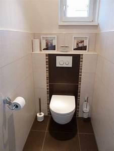 Badezimmer Design Fliesen : wc fliesen hause deko ideen ~ Markanthonyermac.com Haus und Dekorationen